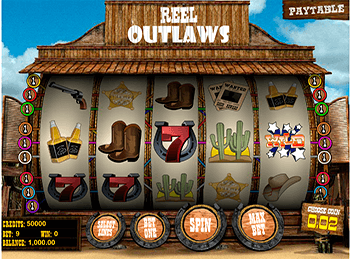 Reel Outlaws 1