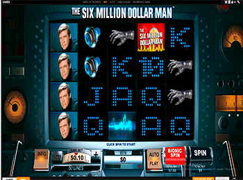 The Six Million Dollar Man 3